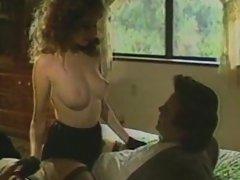 Porn star Misty Regan and Jerry Butler