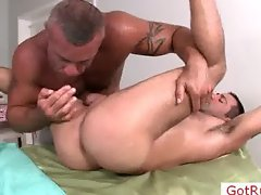 Man gets amazing blowjob part5