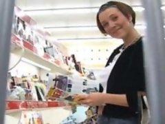 Shop slut POV