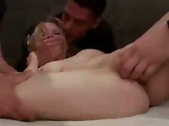 Brutal BDSM Double Penetration Gangbang! vol.20 By: FTW88
