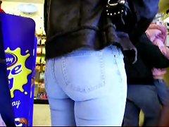 Milf Faded Jeans