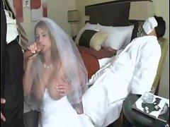 man fuck bride while grooms didn&,#039,t awake