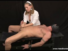 this sweet girl takes out all her problems on a cock