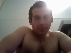 Nerd Dotado na Webcam