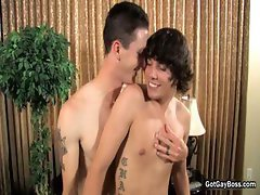 Danny Brooks gets hairy ass fucked part6
