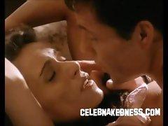Celeb jennifer ladell nude and having sex big breasted brunette