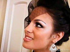 Angelina Valentine Gold Digging Slut Bride