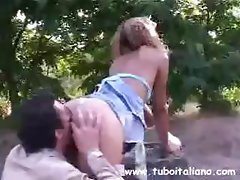 Petite walk-up fuck with a thin venus jive trap flops in the hay with his body's captain