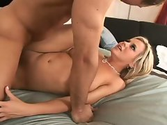 Bree Olson loves a hardcore fucking up her tight pussy and sweet ass