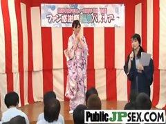 Japanese Girl Get Banged Hard Outdoor clip-20