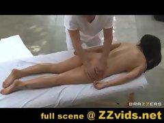 ZZvids.net presents: Eva Angelina hot massage