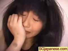 Asians Teen Girls In School Uniform Get Hard Sex clip-03