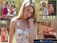 Amateur Teen Girls Masturbating With Dildos clip-28