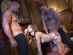 threesome from french movie