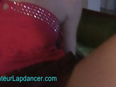 Czech amateur teen Lucy - strip and lapdance