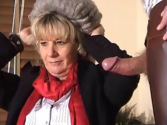 Granny Jasmine as the Lawyer