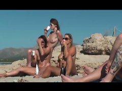 Nudist holidays Mallorca 2012