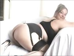 Bbw Cathy and her hot asshole