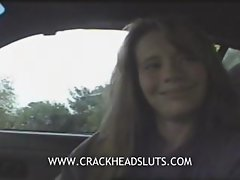 Cute crackhead documentary style sex on camera for a few hundred bucks