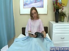 In Doctor Office Hot Girls Get Hard Fucked clip-28
