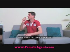 FemaleAgent Ready, willing and able