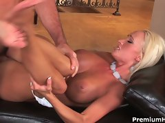 Hd hot blonde bitch slowly gets drunk and gets down