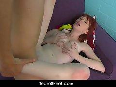 Tittyattack big tits redhead babe zoe nixon hardcore sex