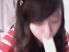 Jieun blowjob practice
