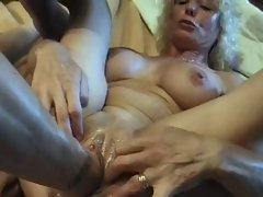 Femme Mure Fist By TROC