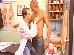 Doctor patient relationship is hot gay sex