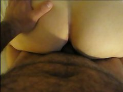 Fat Arab cock inside Serbian ass