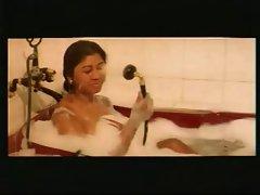 indian bathing