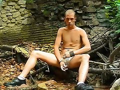 Shaving In The Sherwood Forest...