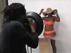 Serena Williams showing his black ebony body in this photoshoot from...