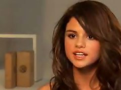Teen singer and pop star Selena Gomez poses for Seventeen Mag and...