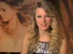 An exclusive interview vid from the young country singer Taylor Swift...
