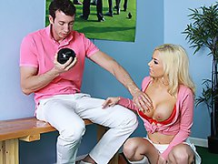 Mariah wants to play lawn bowling with her pal, Jordan. She claims...