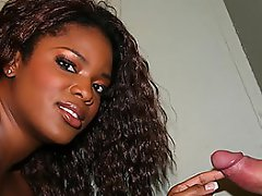 Annabelle is a slice of chocolate heaven.  She a look-alike for a...