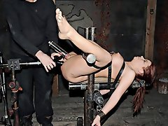 A hot slut for him to use however he wants. PD plays rough with his...