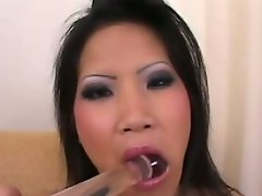 Christina is a 20 year old SUPER HOT Asian slut that hails from LA. ...