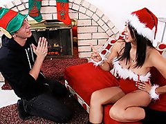 We start off with Danny Claus discussing what has happened up in the...