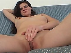 Brunette housewife Danielle Dare isn't getting the action that she...