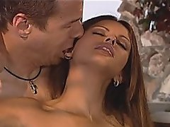 Big titty Latina MILF Shy Love is so impressed with the efforts of...