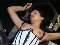 Betty really loves getting fucked hard, so she's very excited to try...