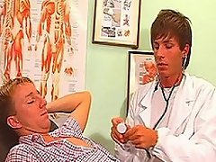 This perverted young doctor can't keep his hands to himself! One day...