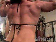 BrandiMae - Sexy Workout
