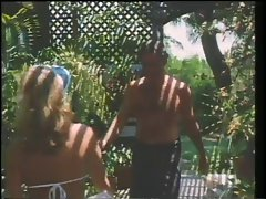 Teen Slut Fucks Older Man Outdoors