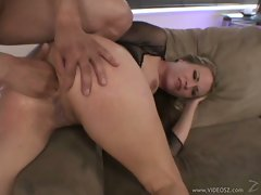 Harmony Rose gets that hot big fist cracking her awesome asshole