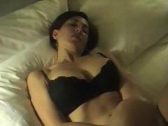 He films girlfriend masturbating in hotel room