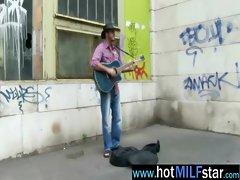 Busty Hot Milf Ride Hard Big Cock clip-36